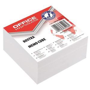 Karteczki OFFICE PRODUCTS nieklejona 85x85x40mm biała - 2881307656