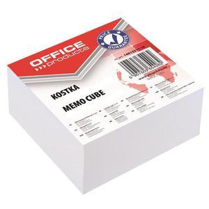 Karteczki OFFICE PRODUCTS klejona 85x85x40mm biała - 2881307658