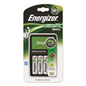 Ładowarka ENERGIZER Maxi + 4 szt. akumulatorków Power Plus AA - 2881307801
