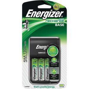 Ładowarka ENERGIZER Base + 4 szt. akumulatorków AA - 2881307807