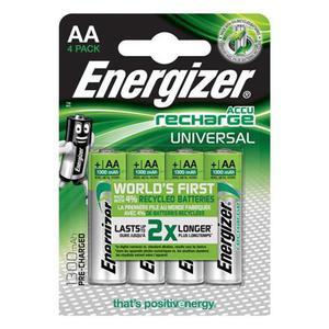 Akumulator ENERGIZER Universal, AA, HR6, 1,2V, 1300mAh, 4szt. - 2881307810