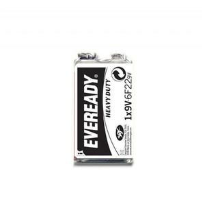 Bateria EVEREADY Heavy Duty, E, 6F22,9V - 2881307869