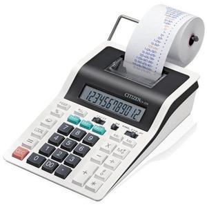 Kalkulator drukujący CITIZEN CX-32N 12-cyfrowy 226x147mm czarno-biały - 2881308145
