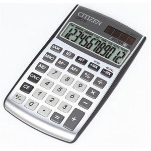 Kalkulator CITIZEN ECC-110 8-cyfrowy 118x70mm czarny - 2881308148