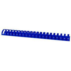 Grzbiety do bindowania OFFICE PRODUCTS A4 38mm (350 kartek) 50 szt. niebieskie - 2881308286