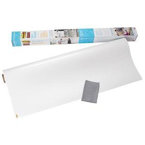 Suchościeralna folia w rolce POST-IT Dry Erase (DEF4X3-EU) 91x122cm biała - 2881308405