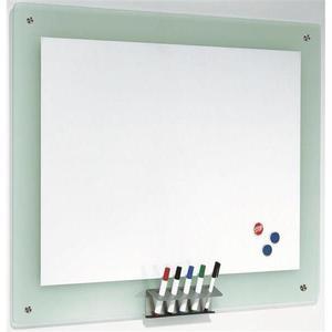 Tablica magnetyczna FRANKEN 106x77cm rama szklana - 2881308470