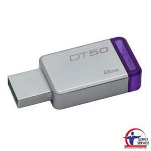 Pamięć USB KINGSTON 8GB USB 3.0 fiolet DT508GB - 2881308592