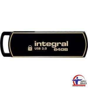 Pamięć USB INTEGRAL 8GB 3.0 secure 360 INFD8GB360SEC - 2881308614