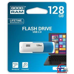 Pamięć USB GOODRAM 128GB USB 2.0 UCO2 UCO2-1280MXR11 miks kolorów - 2881308638