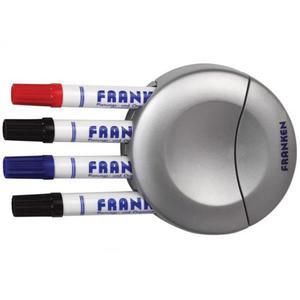 Gąbka do tablicy FRANKEN magnetyczna zintegrowany uchwyt na markery - 2881308677