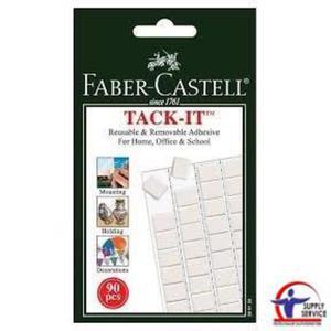 Masa mocująca FABER CASTELL TACK-IT 50g. - 2881308775