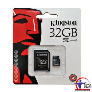 Pamięć MicroSD KINGSTON 32GB MicroSDHC CL10 SDC10G232GB - 2881308938
