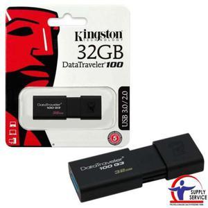 Pamięć USB KINGSTON 32GB 3.0 DT100G332GB DataTravelr100 - 2881308943