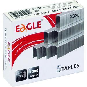 Zszywki EAGLE 23/20 do 130-170k. - 2881308984