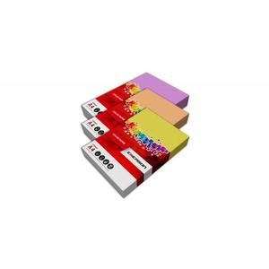 Papier xero A4 kolor EMERSON 80g. - różowy Xem408007 - 2881308986