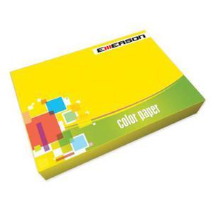 Papier xero A4 kolor Emerson 160g. - kanarkowy - 2881309007