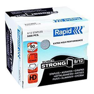 Zszywki RAPID Strong 9/12 5M 24871400 - 2881748065