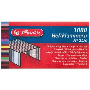 Zszywki HERLITZ 24/6 op.1000 - 2881748082
