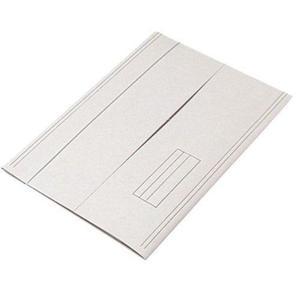 Teczka z gumką KIEL-TECH LUX op.50 280g - biała - 2881748529