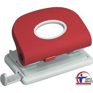 Dziurkacz LACO L303 15k - czerwony - 2881748631