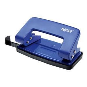 Dziurkacz EAGLE 709R 8k. - niebieski - 2881748652