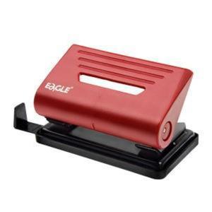 Dziurkacz EAGLE 837S 8k. - czerwony - 2881748654