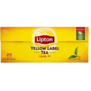 Herbata eksp. LIPTON Yellow Label op.25 torebek - 2883643824