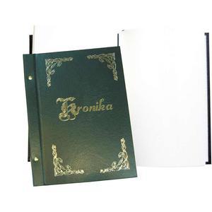 Kronika WARTA A4 250x345 pionowa zielona 319-028 - 2883643839
