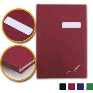 Teczka do podpisu BARBARA z okienkiem 10k. - 2883643850