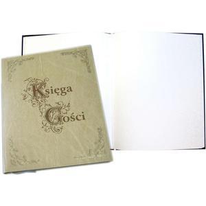 Księga Gości WARTA - beżowa - 2883643880