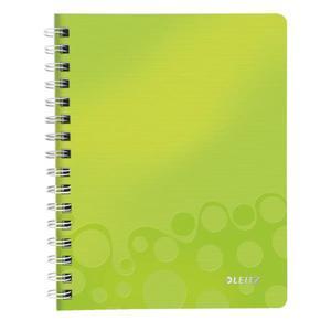 Kołonotatnik LEITZ WOW A5 - zielony 46410064 - 2883643896