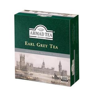 Herbata eksp. AHMAD TEA Early Grey op.100szt. - 2883644038