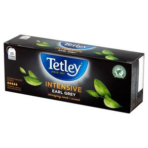 Herbata eksp. TETLEY Earl Grey Intensive 25 tor. - 2883644043