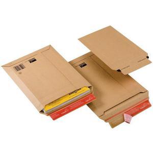 Koperty NC tekturowe HK brązowe op.100 290x400x50 303x413 90100737 - 2883644082