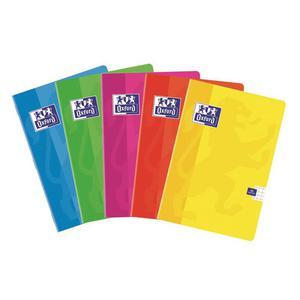 Zeszyt OXFORD Soft Touch A5 60k. kratka - 2883644434