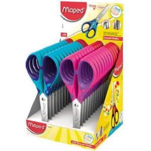 Nożyczki MAPED Soft szkolne 13cm 46441 - 2883644480