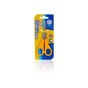 Nożyczki ASTRA szkolne dla leworęcznych blister 407118003 - 2883644491