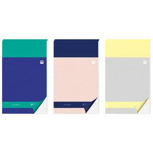 Blok biurowy INTERDRUK A4 80k. # B&B Pastel - 2883644602