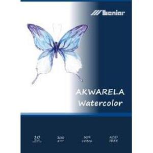 Blok akwarelowy LENIAR A3 300g. 10k. 90862 - 2883644640