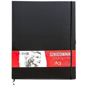 Szkicownik KOH-I-NOOR A4 110g. 80k. BLO-SZA411 - 2883644704