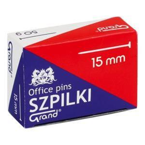 Szpilki GRAND krótkie 15mm-50g 110-1588 - 2883644783