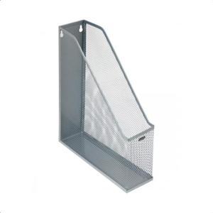 Pojemnik na dok. GRAND metalowy - srebrny - 2883644836