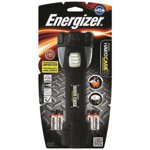 Latarka ENERGIZER Hard Case Profesional Led + 4szt. baterii AA czarna - 2883644848