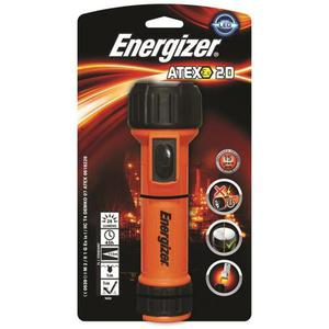 Latarka ENERGIZER Mine Atex Led 2D pomarańczowa - 2883644850