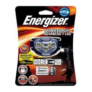 Latarka czołowa ENERGIZER Headlight 7 Led + 3szt. baterii AAA czarna - 2883644852