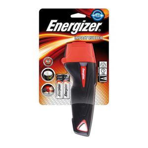 Latarka ENERGIZER Impact Led + 2szt. baterii AA czarna - 2883644854