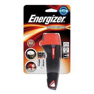Latarka ENERGIZER Impact Led + 2szt. baterii AAA czarna - 2883644855