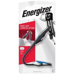Latarka ENERGIZER Booklite Led + 2szt. baterii CR2023 czarna - 2883644859