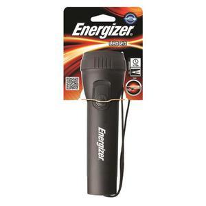 Latarka ENERGIZER Plastic Led 2D czarna - 2883644860